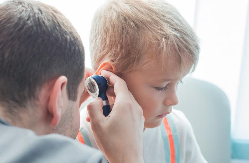 Отоскопія – перший крок при запаленні  зовнішнього вуха